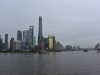 Pohled na Pudong