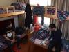 Náš pokoj v hotelu Beihai
