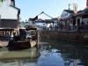 Projížďka lodí po kanálech v Suzhou