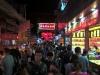 Pekingská ulice se specialitami