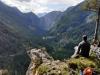 Sestup do údolí k Weichselboden