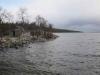 Nocleh u jezera Femunden