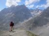 Cestou k Col du Grand Ferret