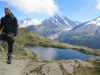Cestou k Lac Blanc